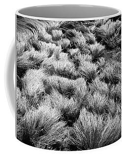 Windblown Grass Coffee Mug