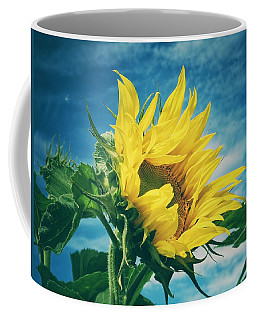 Windblown  Coffee Mug by Karen Stahlros