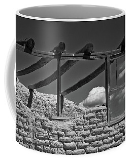 Coffee Mug featuring the photograph Winddow View by Carolyn Dalessandro