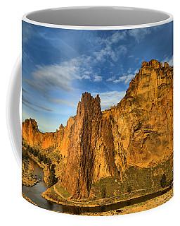 Winding Crooked River Coffee Mug