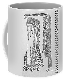 Winding  Coffee Mug