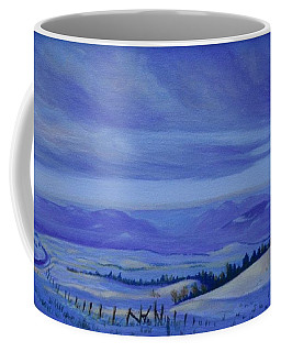 Winding Roads Coffee Mug