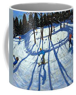 Winding Trail Morzine Coffee Mug