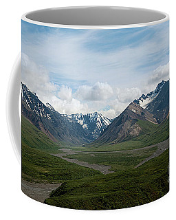 Winding Water Ways Coffee Mug