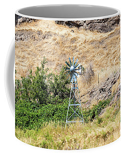 Windmill Aerator For Ponds And Lakes Coffee Mug