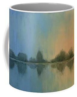 Windmill At Dawn Coffee Mug