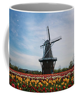 Windmill De Zwaan Coffee Mug