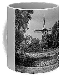 Windmill From The Meuse Coffee Mug