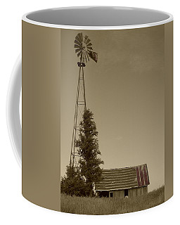 Windmill II Coffee Mug