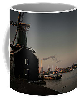 Windmill Town Coffee Mug