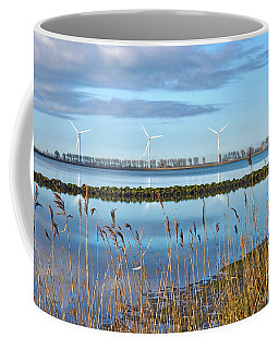 Windmills On A Windless Morning Coffee Mug