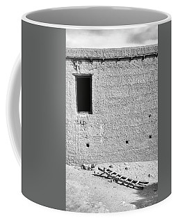 Window And Ladder, Shey, 2005 Coffee Mug