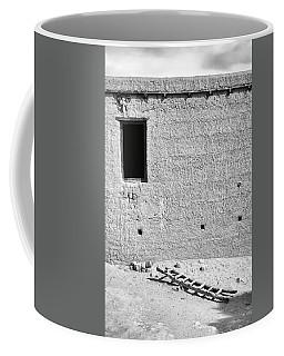 Window And Ladder, Shey, 2005 Coffee Mug