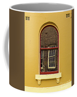 Window And Window 2 Coffee Mug by Perry Webster
