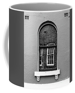 Window And Window Coffee Mug by Perry Webster