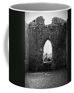 Window At Fuerty Church Roscommon Ireland Coffee Mug