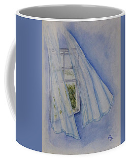 Window Breeze Coffee Mug