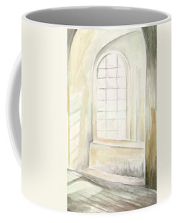 Window Coffee Mug by Darren Cannell