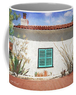 Window In Oracle Coffee Mug