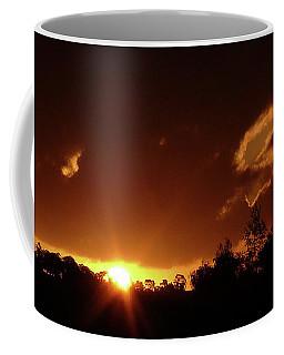 Window In The Sky Coffee Mug