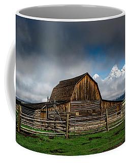 Window In The Storm Coffee Mug