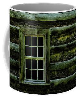 Window In Time Coffee Mug by Elijah Knight