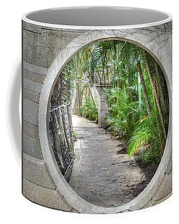 Window Into China Coffee Mug