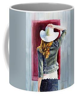 Window Of Time Coffee Mug