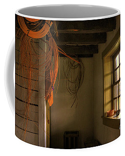 Window On A Rainy Day Coffee Mug