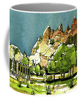 Window Rock Arizona Coffee Mug