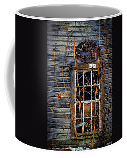 Window Shopping Coffee Mug