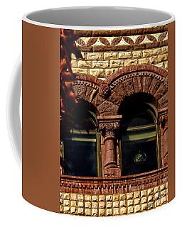 Window Signs Coffee Mug
