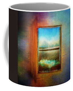 Window To Anywhere Coffee Mug