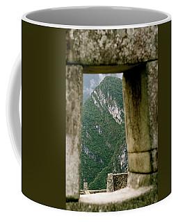 Window To The Gifts Of The Pachamama Coffee Mug