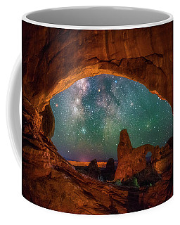 Window To The Heavens Coffee Mug