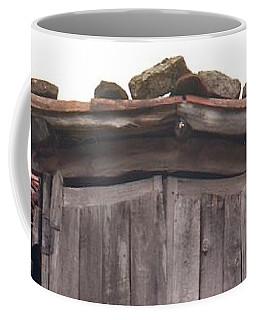 Window To The Past Coffee Mug