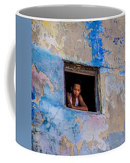 Window To The World Coffee Mug