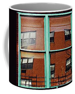 Windows In The Heights Coffee Mug