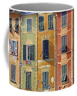 Windows Of Portofino Coffee Mug