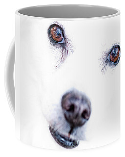 Coffee Mug featuring the photograph Windows To The Soul by Lara Ellis