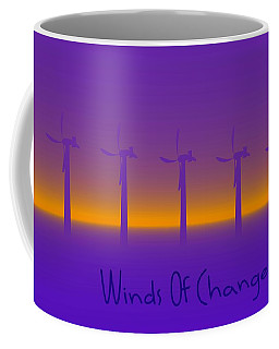 Winds Of Change Coffee Mug