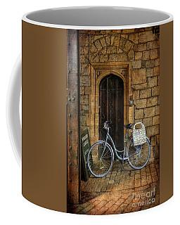 Windsor Castle Bicycle Coffee Mug