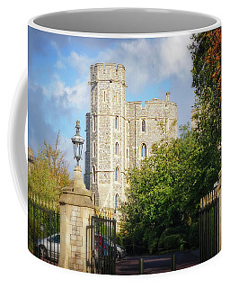 Coffee Mug featuring the photograph Windsor Castle by Joe Winkler