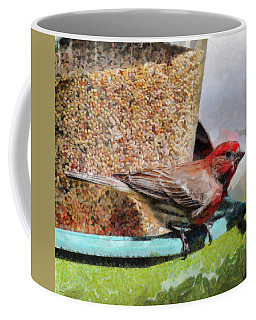 Windsor House Finch Coffee Mug