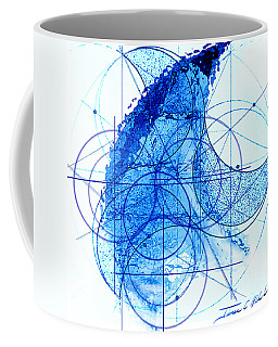 Coffee Mug featuring the painting Windstorm by James Christopher Hill