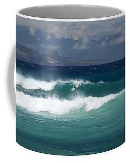 Windswept Ho'okipa Coffee Mug