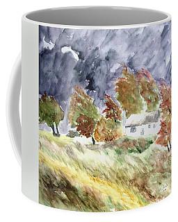 Windswept Landscape Coffee Mug