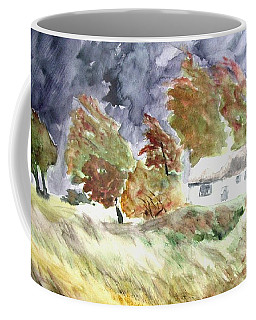 Windswept Landscape Coffee Mug