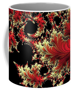 Coffee Mug featuring the digital art Windswept by Susan Maxwell Schmidt