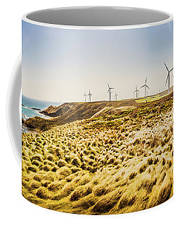Windswept Tasmania Coffee Mug